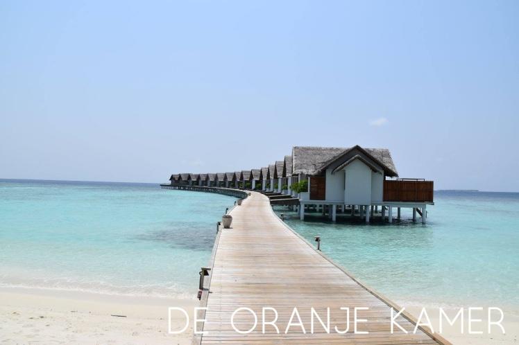 Water Villa at Furaveri, Maledives
